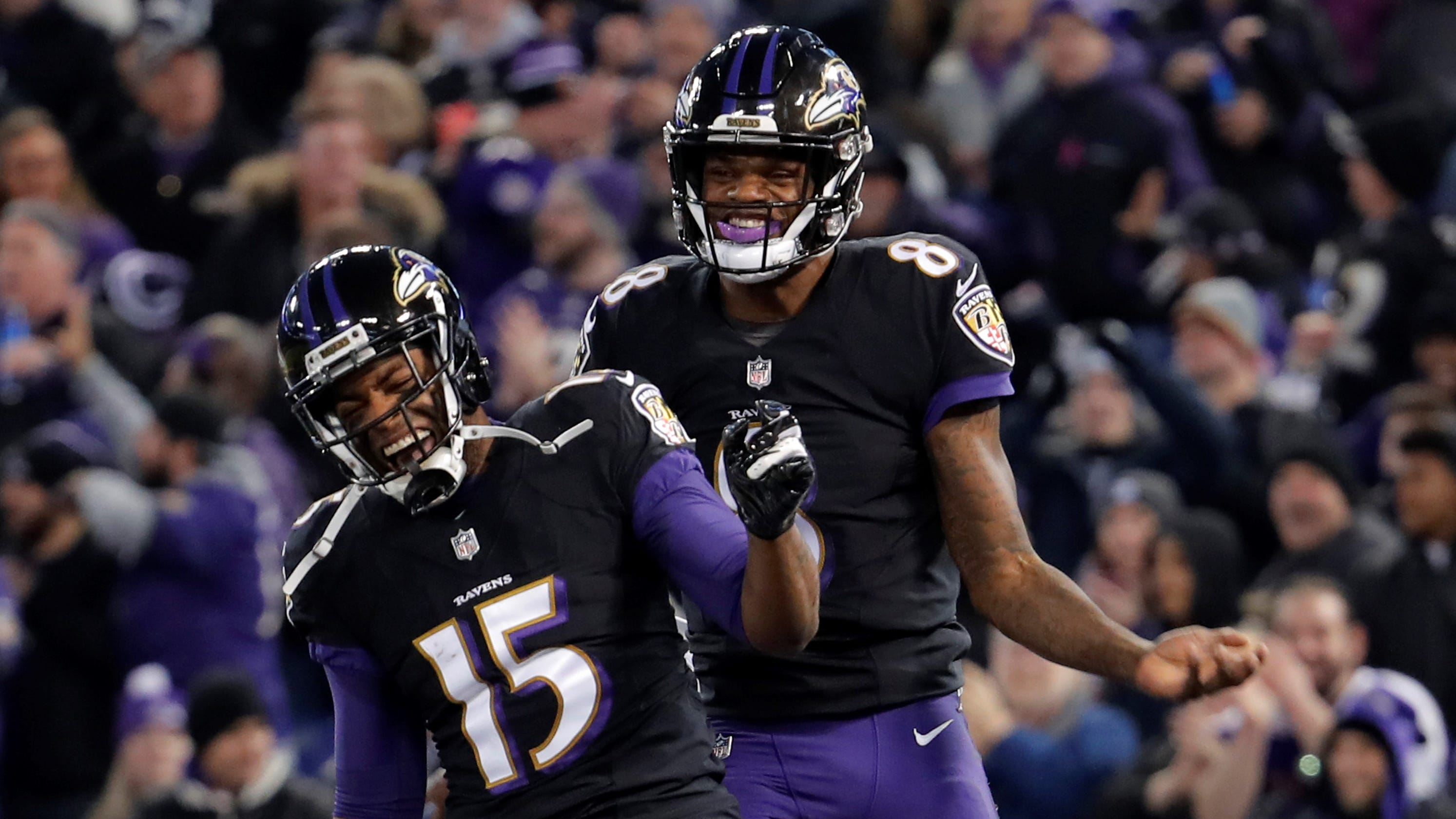 AFC North Power Rankings: Baltimore Ravens fly high in Week 3