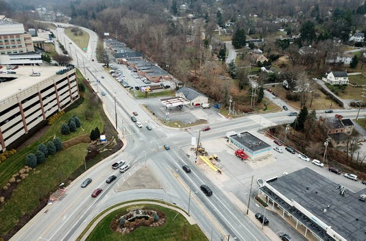 Construction To Begin On Congested S George Street Intersection
