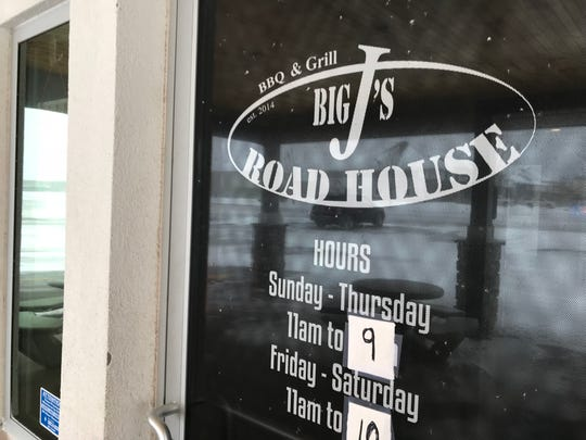 Big J's Roadhouse in Harrisburg serves up barbecued and smoked meats, with the same menu as its Humboldt location.