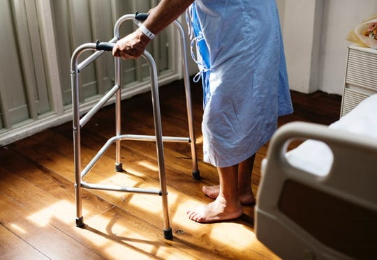 Nursing homes that provide long-term care must win state approval for detailed relocation plans for residents before closing.
