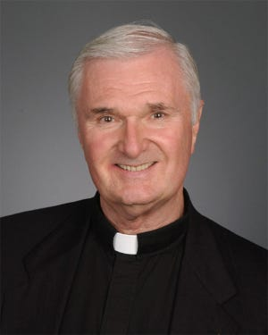 Father Ed Anderson is the Catholic Chaplain at Avera Prince of Peace and the Dougherty Hospice House.
