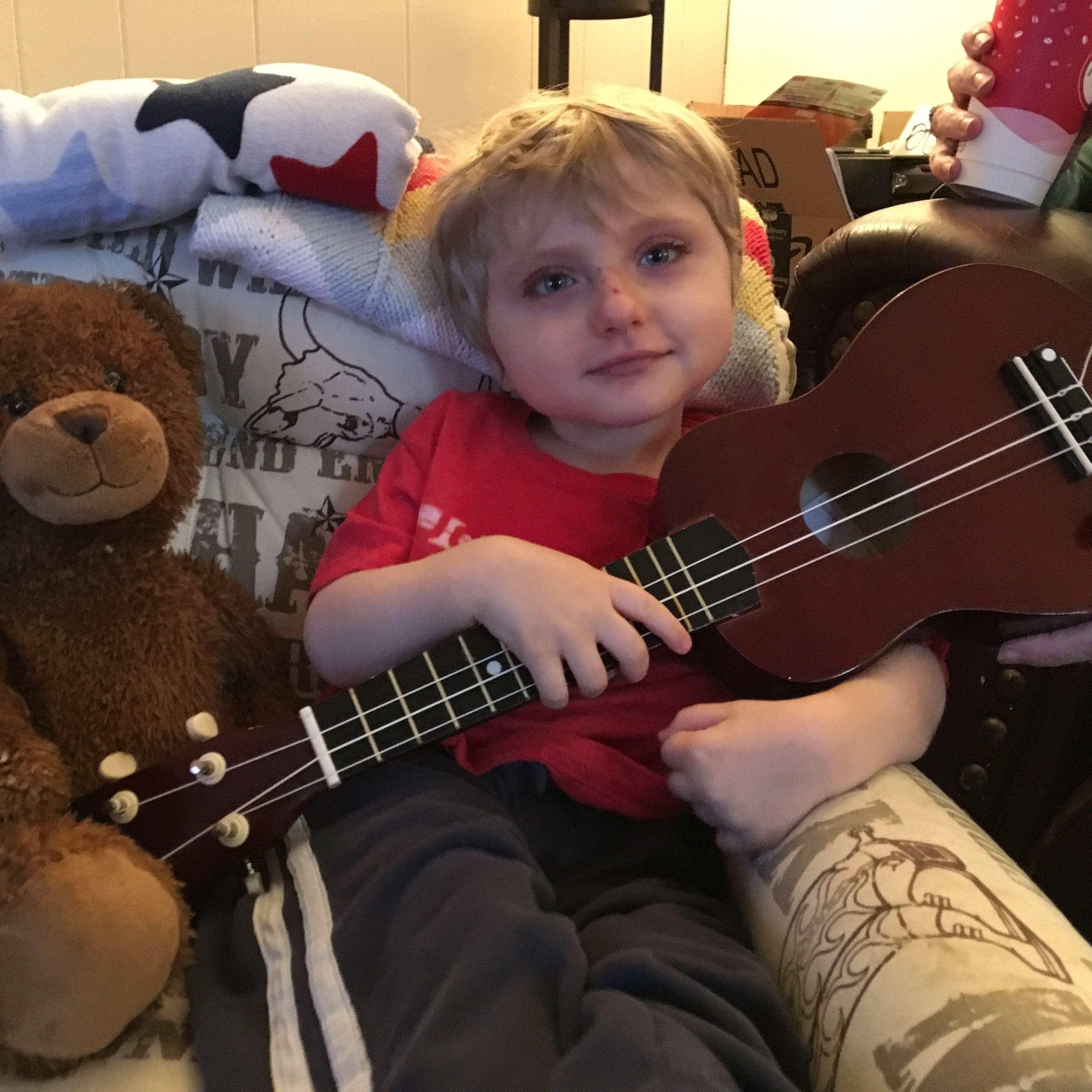Staunton boy with rare genetic disorder loses portion of home care