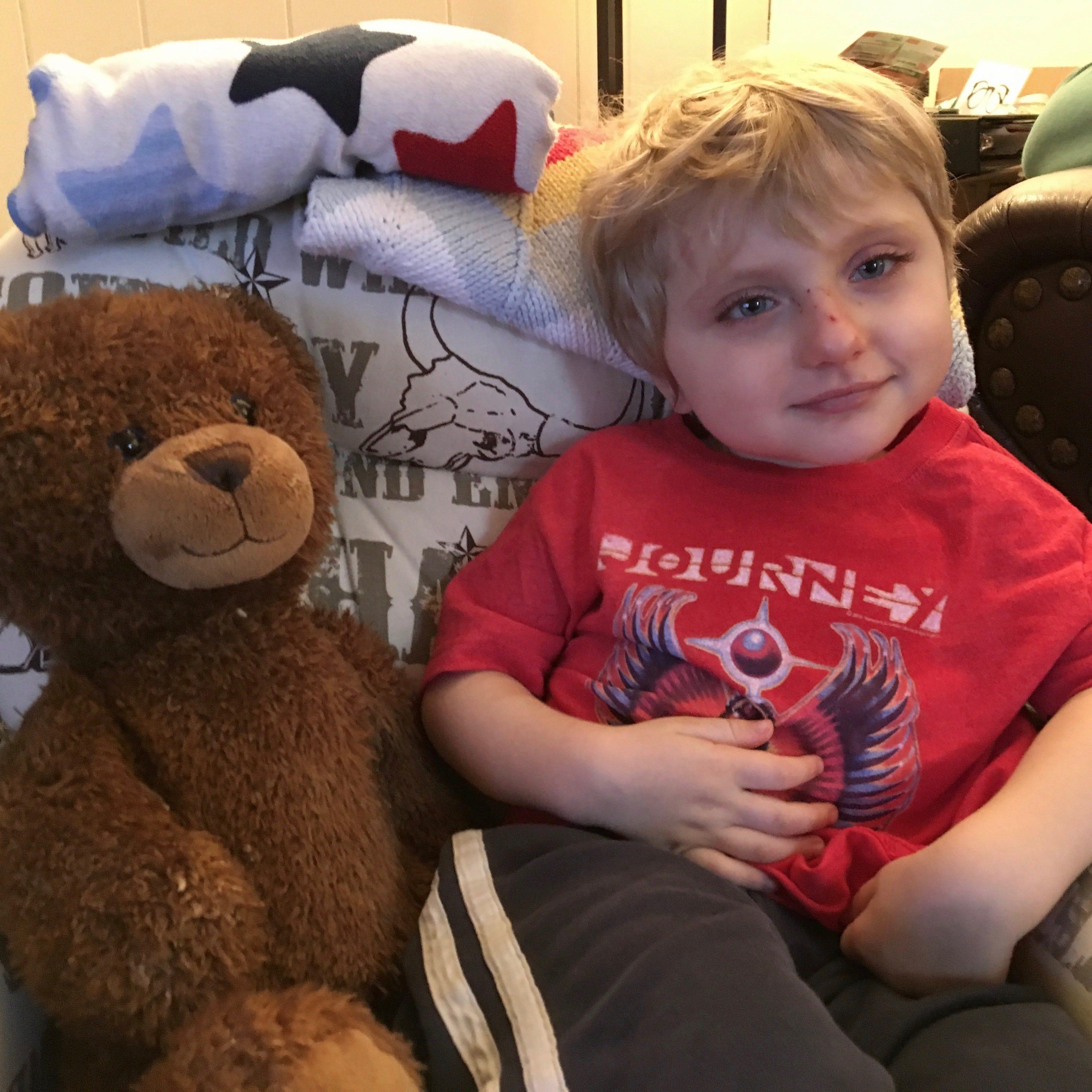 Staunton community rallies to help boy's family