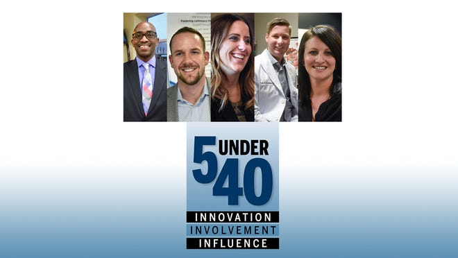5 Under 40 - Class of 2018