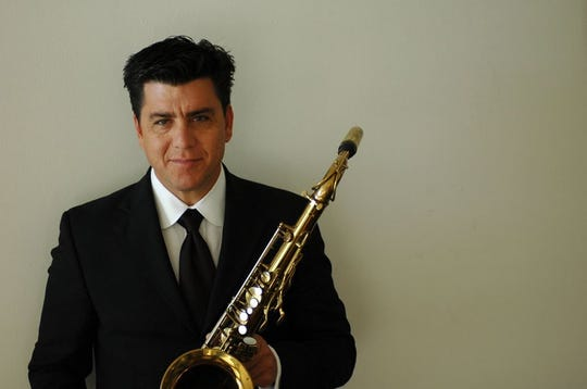 Tenor saxophonist Jeff Rupert will perform April 6 at the Heritage Center in Vero Beach.