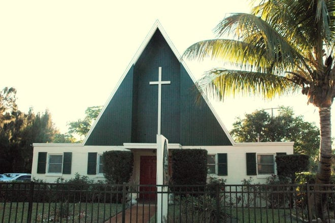 The tiny St. Monica's Episcopal Church, whose front gate is adorned with an historic marker, was started nearly a century ago by migrants from the Caribbean who came to the Treasure Coast to work on its pineapple plantations. Members of its founding families, including the Christies, are still involved today.