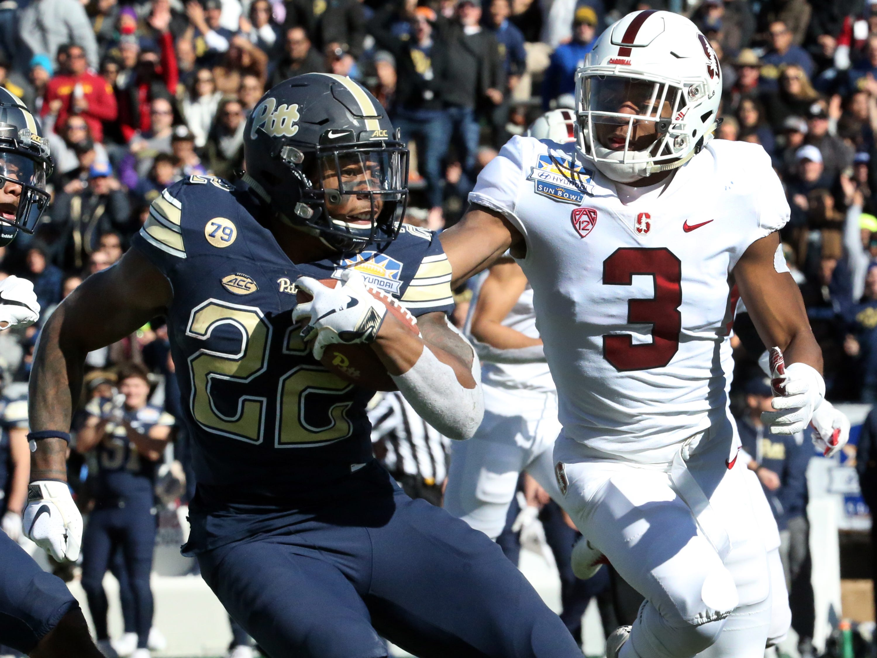 Sun Bowl 2018 live updates: Follow along as Pittsburgh takes on Stanford football