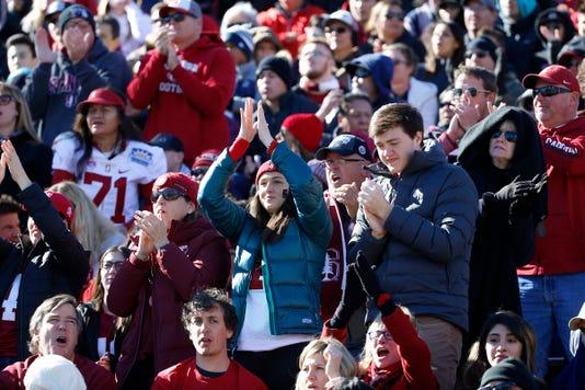 27 Pitt Vs Stanford Action