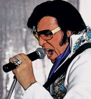 Elvis, aka Bud Sanders of El Paso, will celebrate the King's birthday at 7 p.m. Jan. 8 at Chuy's Restaurant at The Fountains at Farah, 8889 Gateway West.