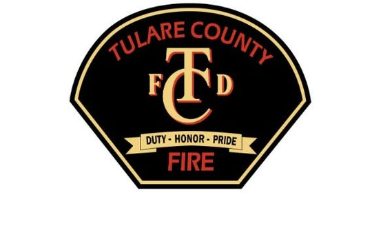 Tulare County Fire logo