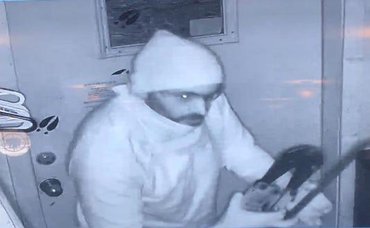 Burglary Suspect 1