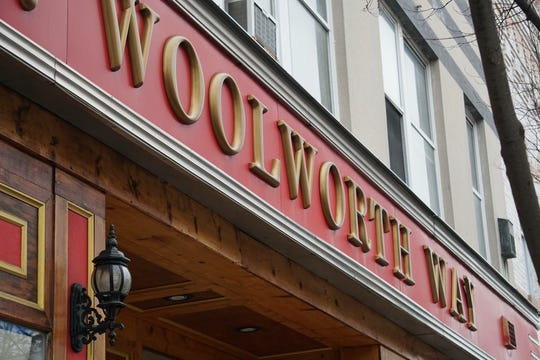 The old Woolworth building in Nyack will be converted into a sports bar and brewery sometime in early 2019.