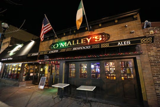 O'Malley's at 108 Main St. in Nyack.