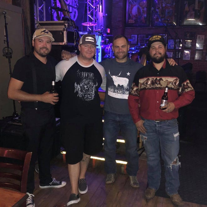 """Graham native Ross Shifflett is touring on his third album, """"Forever Wild"""" and will be playing at 9 p.m. Friday Jan. 11 at the Iron Horse Pub."""