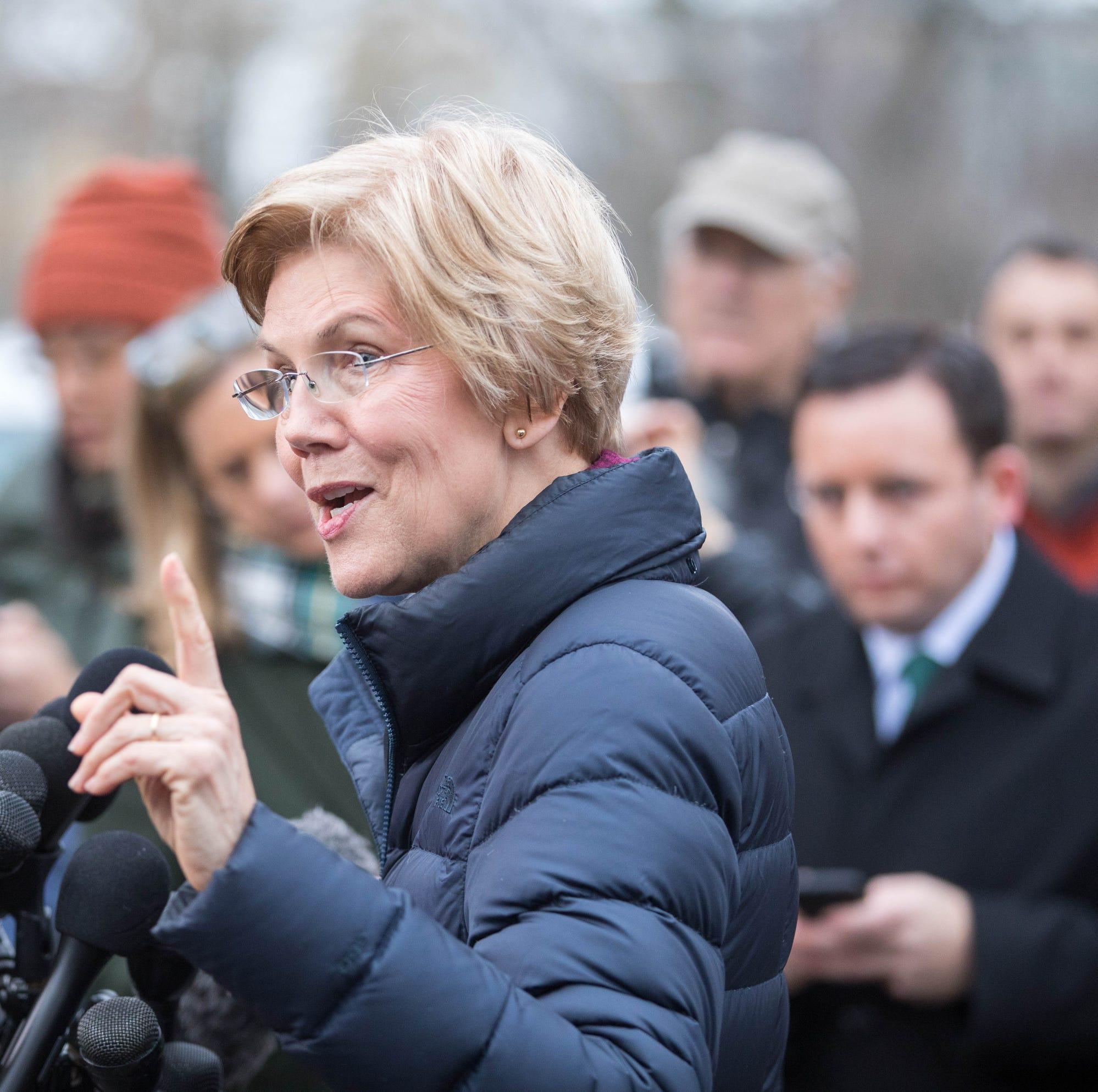 Elizabeth Warren staffs up in Iowa ahead of presumed 2020 presidential run