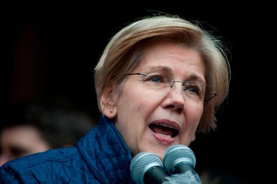 U.S. Sen. Elizabeth Warren