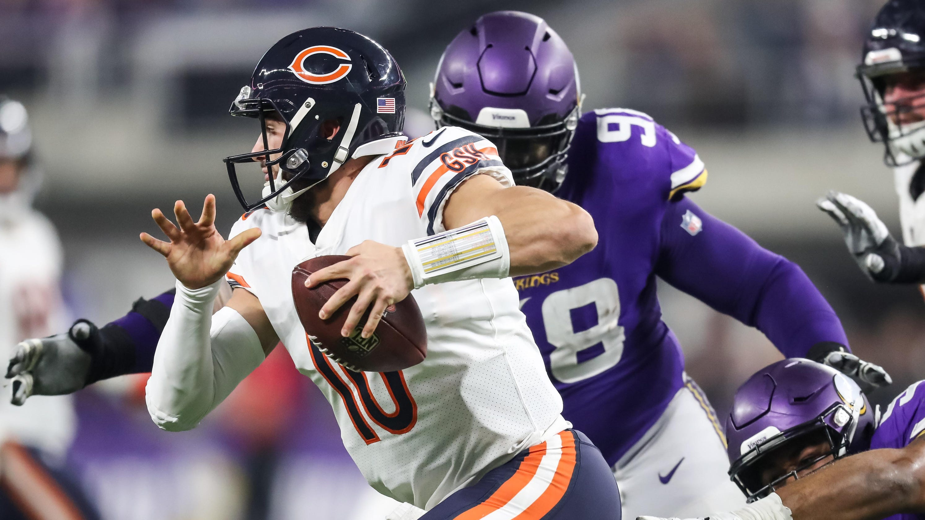 Opinion  How the Chicago Bears  win over Minnesota Vikings might turn out  to be their loss 539cc856e