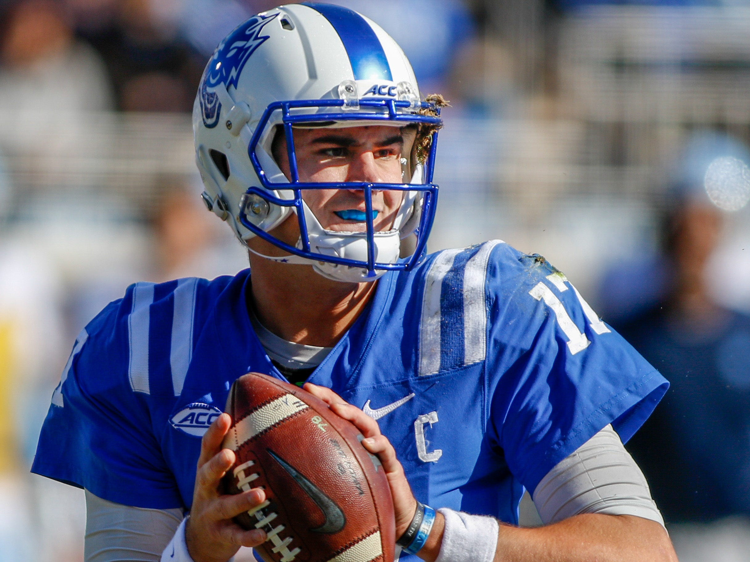 Daniel Jones, QB, Duke