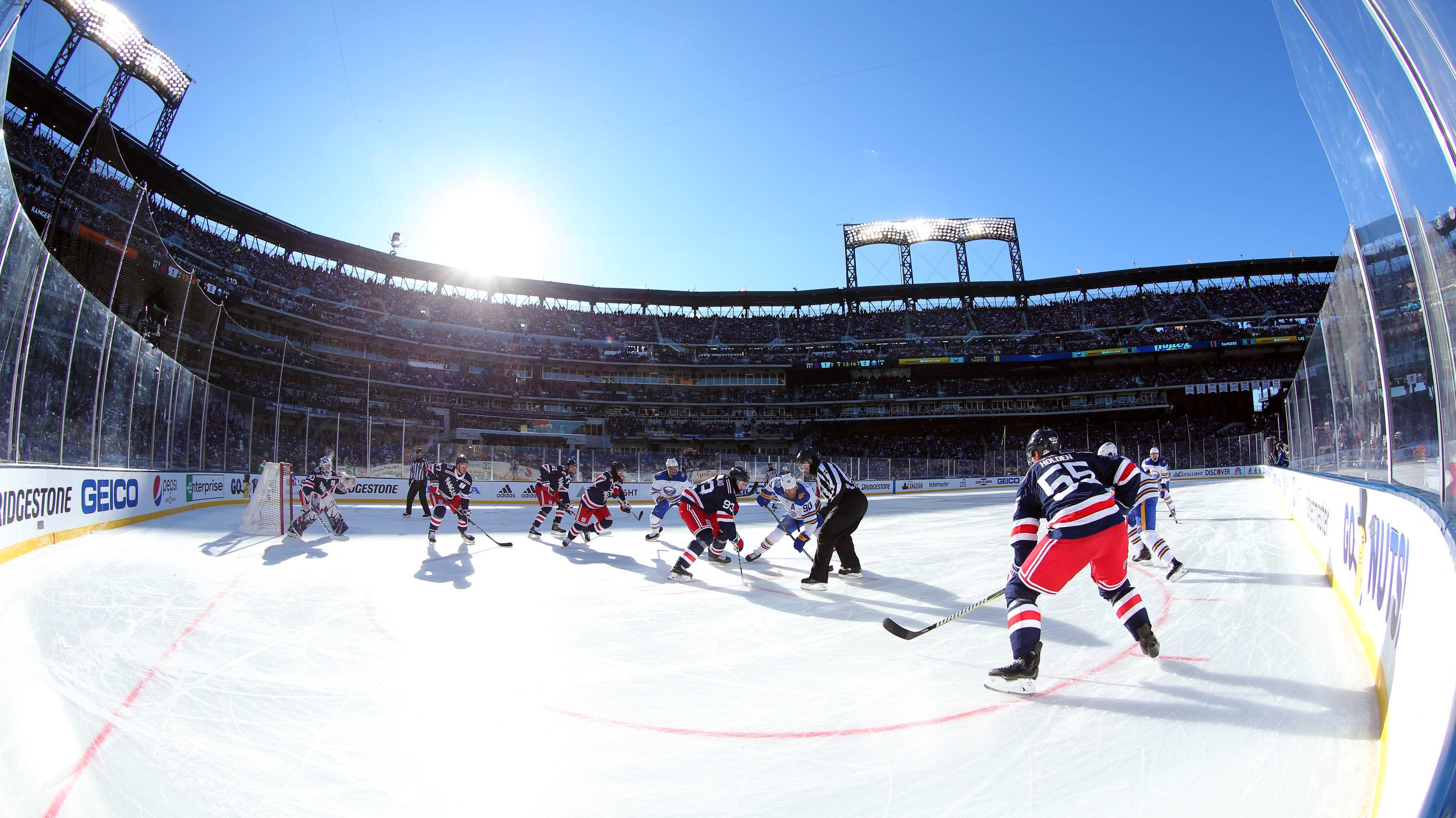 Winter Classic  Five places the game should be played 9c3cda9ec