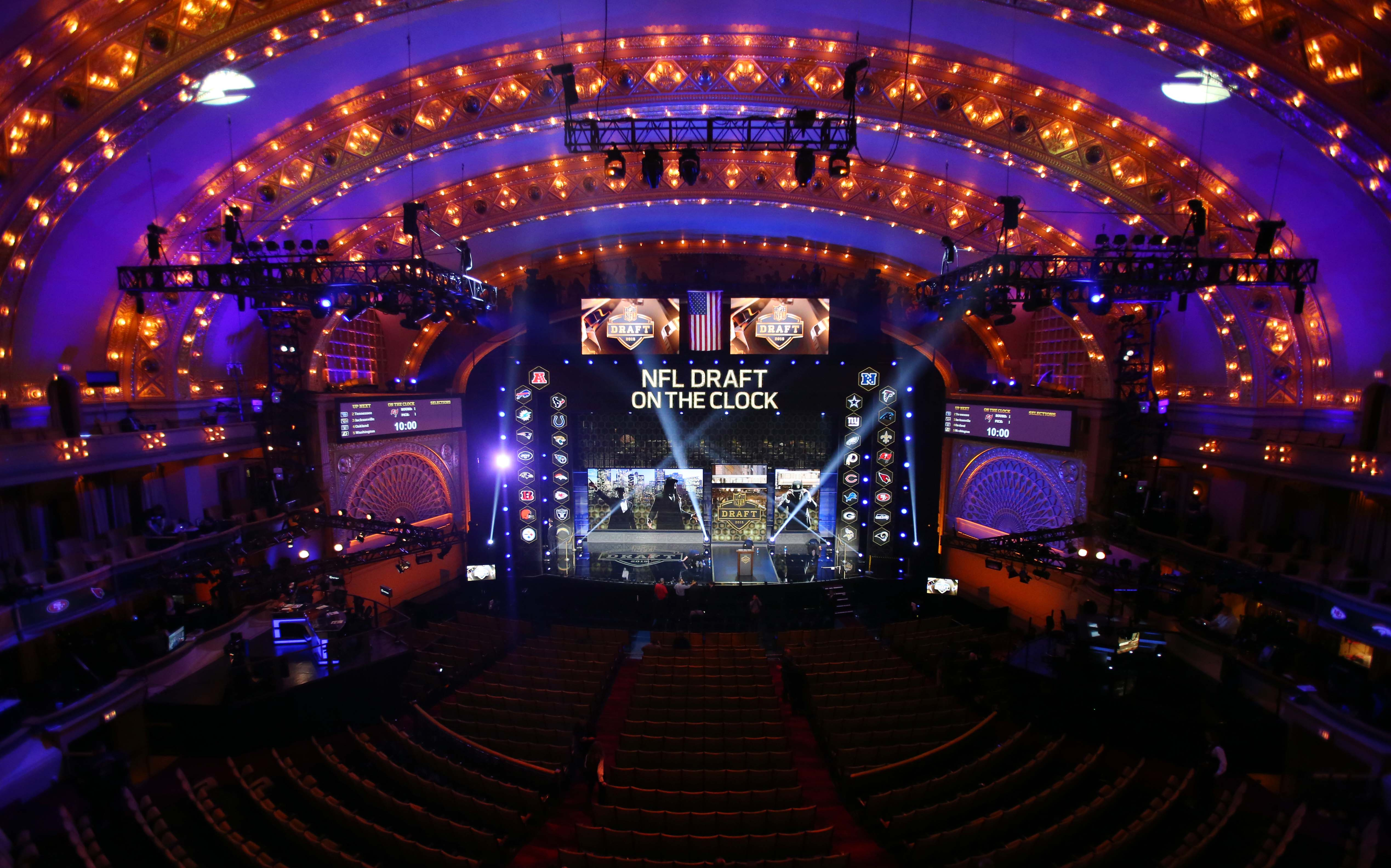 2019 NFL draft first-round order: Arizona Cardinals are on the clock with No. 1 pick