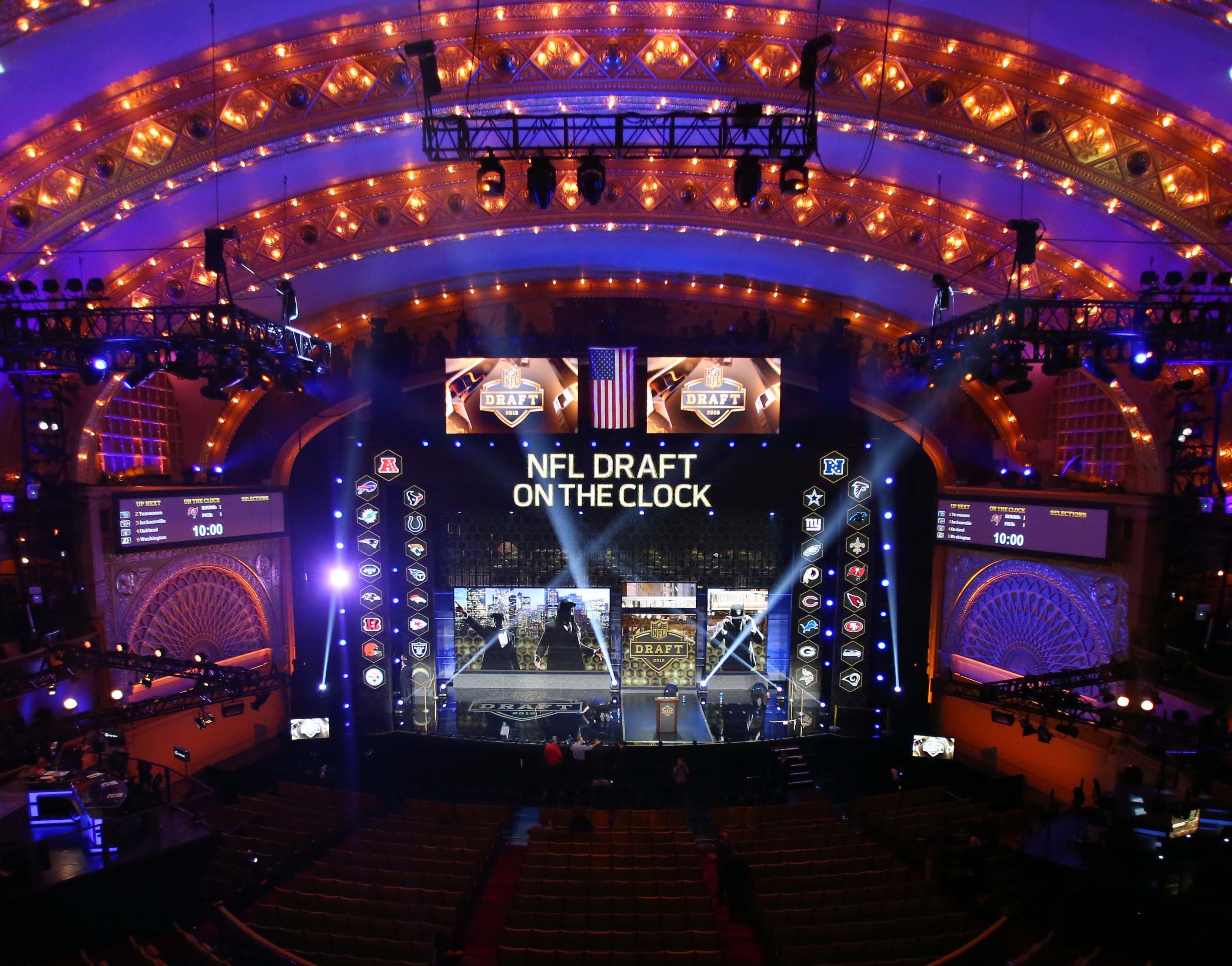 Usp Nfl 2015 Nfl Draft S Fbn Usa Il