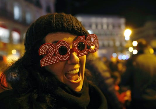 Epa Epaselect Spain Tradition New Year Eve Ace Customs Traditions Esp