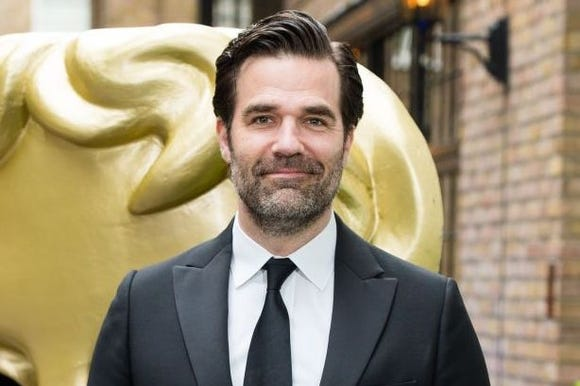 Rob Delaney said having another child doesn't ease the pain of losing one.
