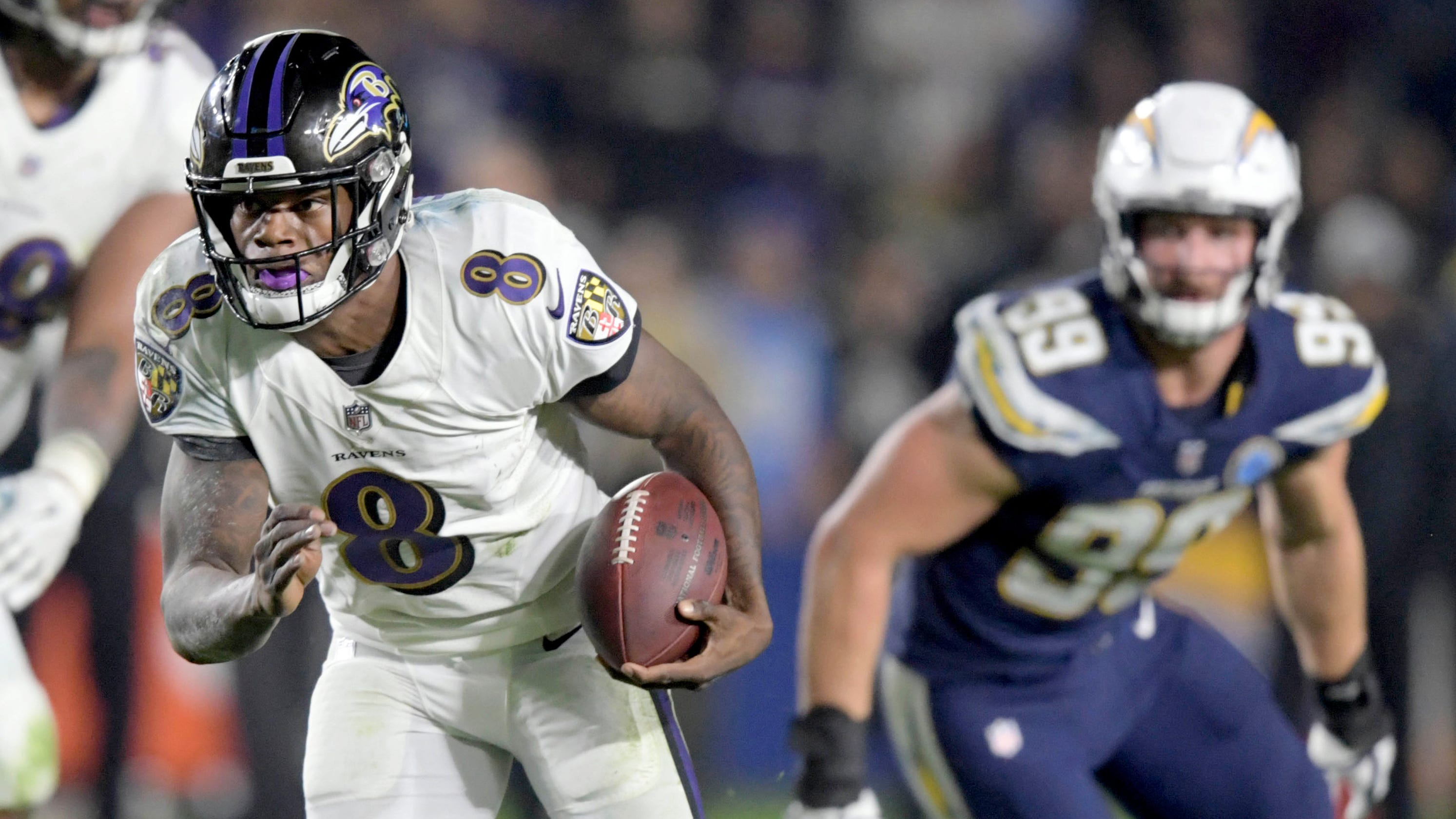 3d8364eb5e700 Chargers at Ravens playoff preview: Three things to watch in matchup