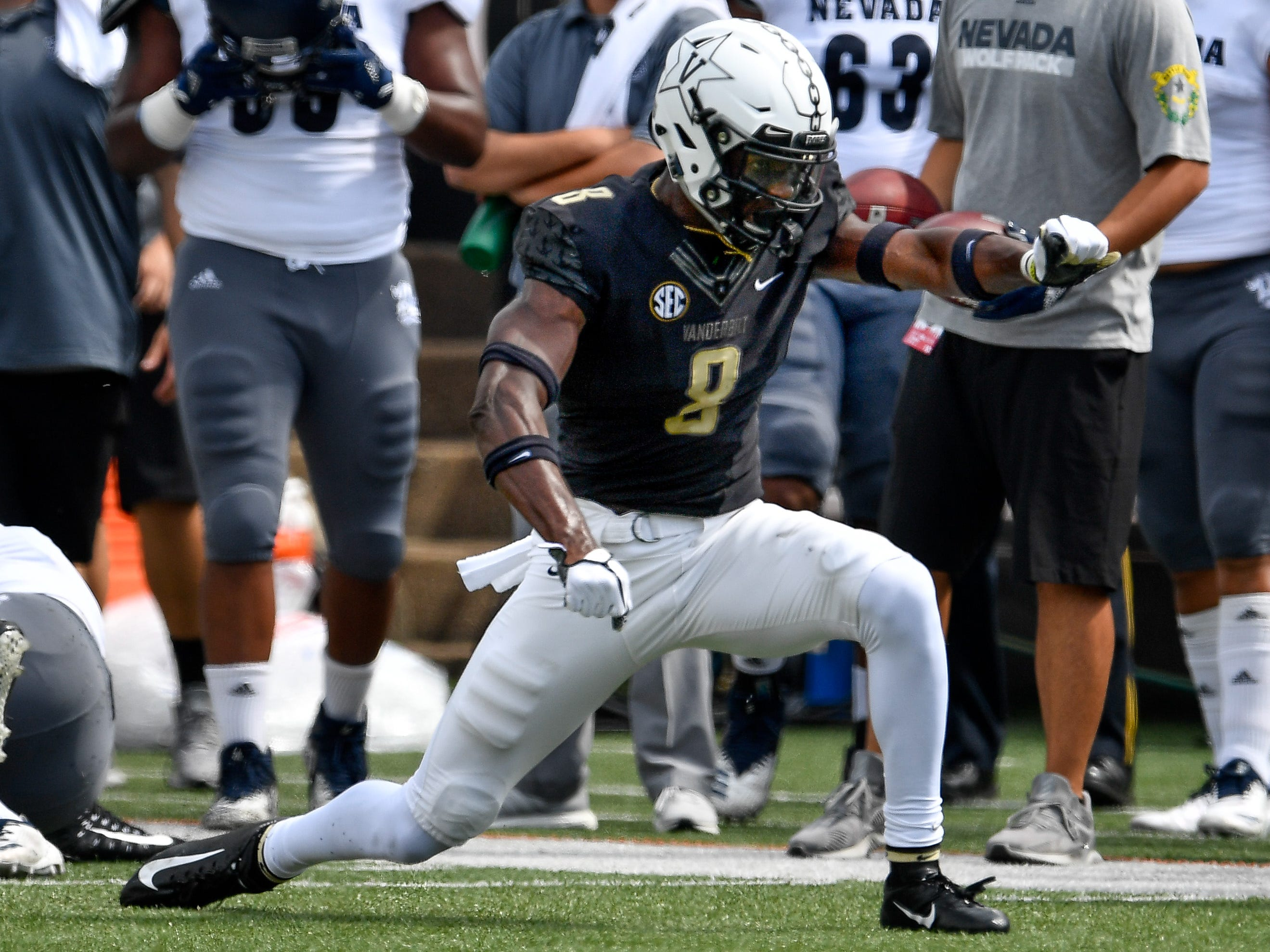 Joejuan Williams, CB, Vanderbilt