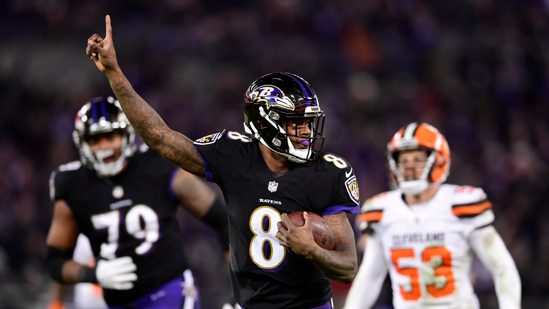 How the Baltimore Ravens  Lamar Jackson became this good 581e335ad