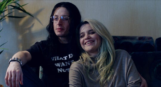"""Rory Culkin (with Sky Ferreira) plays a teenager who starts a Norwegian black metal band in the 1980s in the drama """"Lords of Chaos."""""""