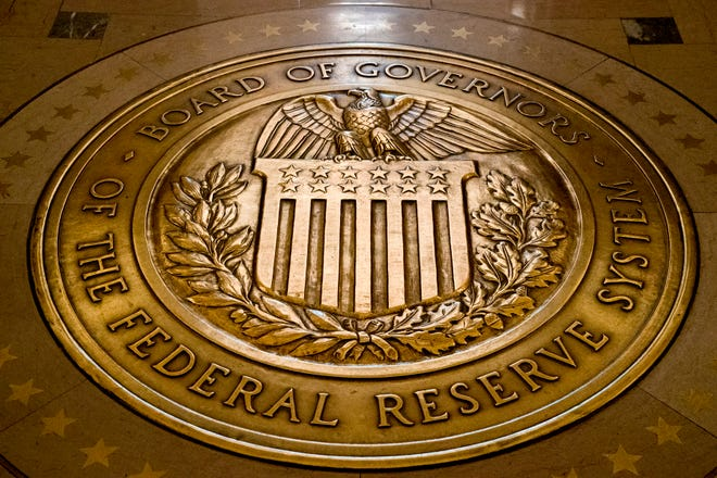 Federal Reserve in Washington.