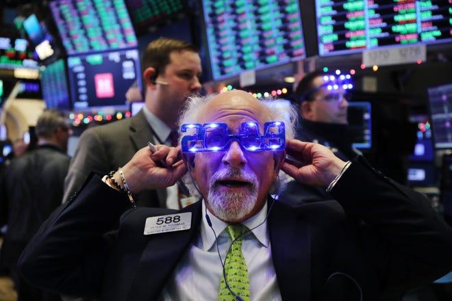 The New York Stock Exchange on Dec. 31, 2018.