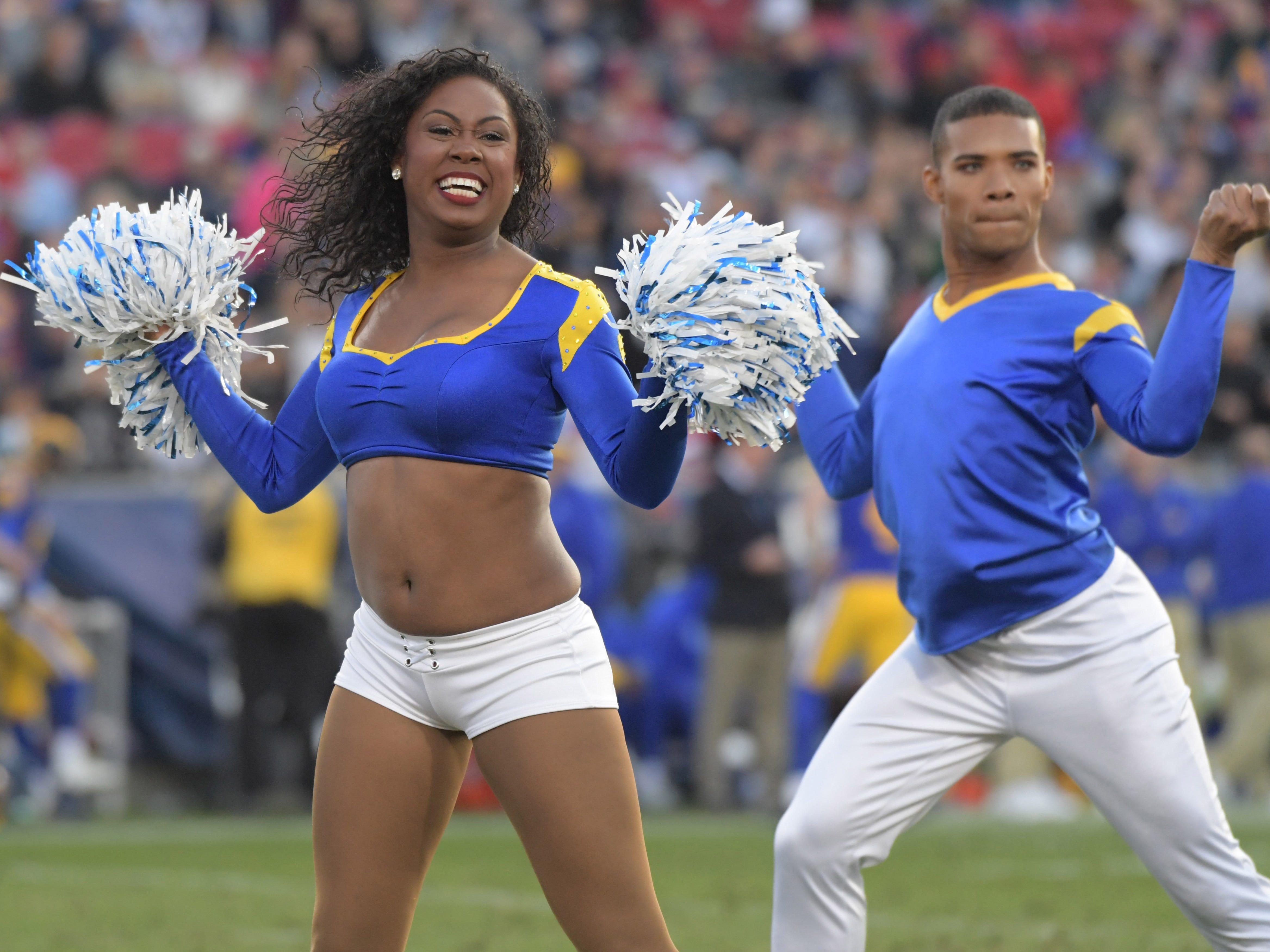 Week 17: Los Angeles Rams