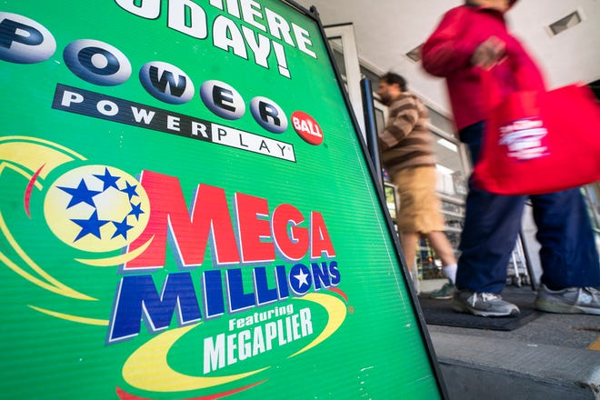 One $1 million Mega Millions lottery ticket was sold in Ohio.