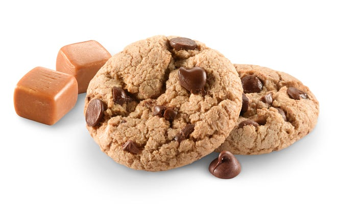 This year, Girl Scouts have a new cookie to sell, Caramel Chocolate Chip.
