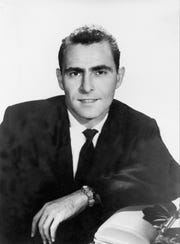 "Writer Rod Serling created ""The Twilight Zone""  in 1959."