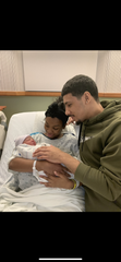 A girl was born at 1:52 p.m. at Robert Wood Johnson University Hospital Somerset. Journey Divine Discher weighed 7 lbs 9 oz. and is the daughter of Americe Moody and Preston Discher of Montgomery.