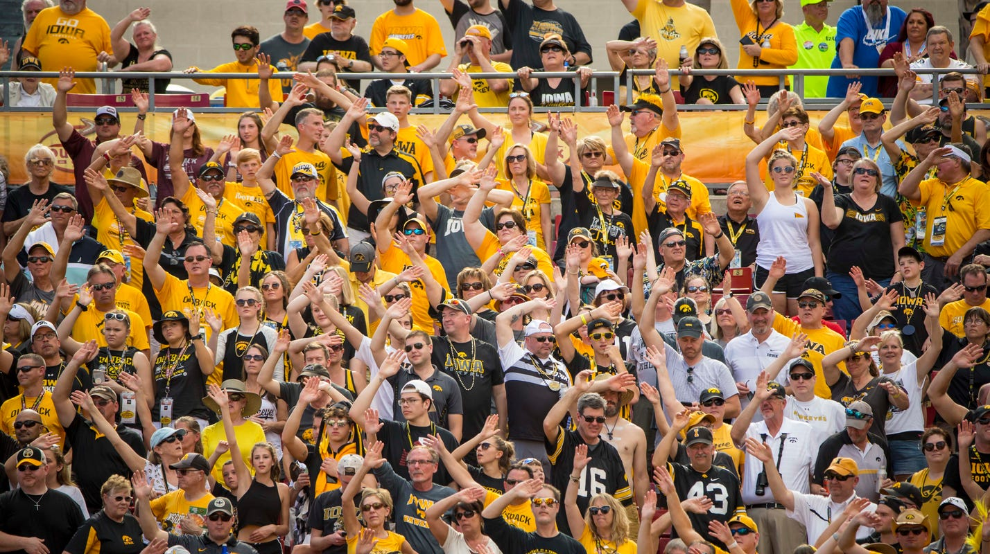 NCAA bowl games: Iowa is heading to San Diego's Holiday Bowl; here's how to get there