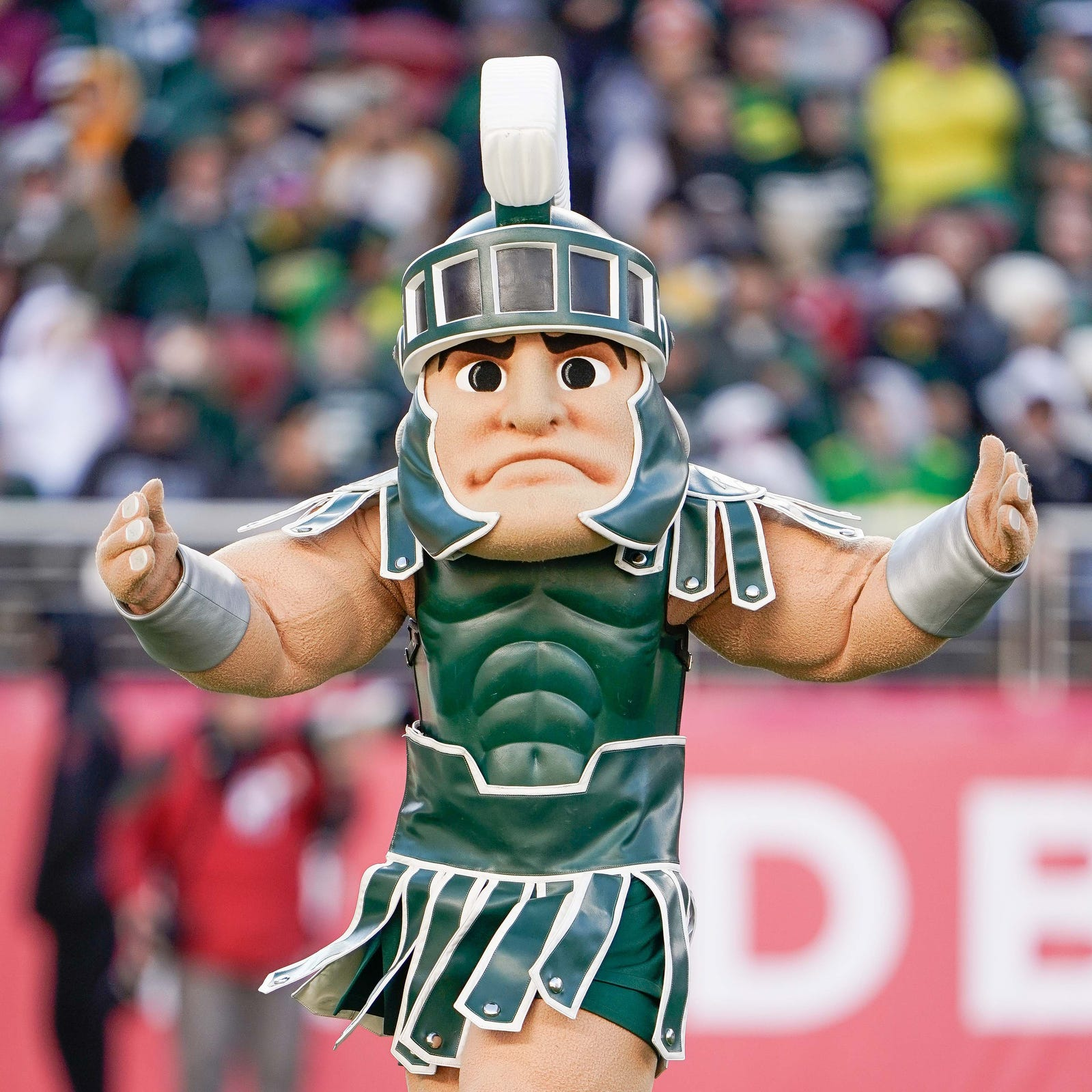 Secret identity of MSU's Original Sparty finally revealed after 30 years