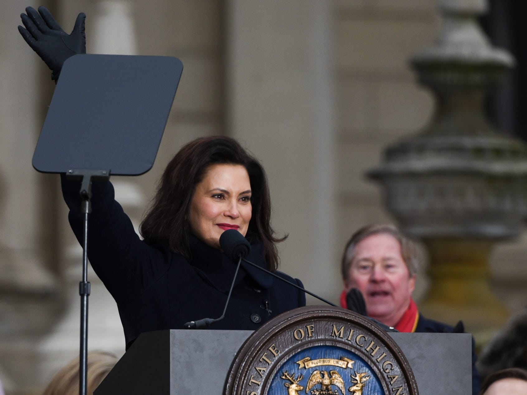 5 things Gov. Gretchen Whitmer said in her inaugural address