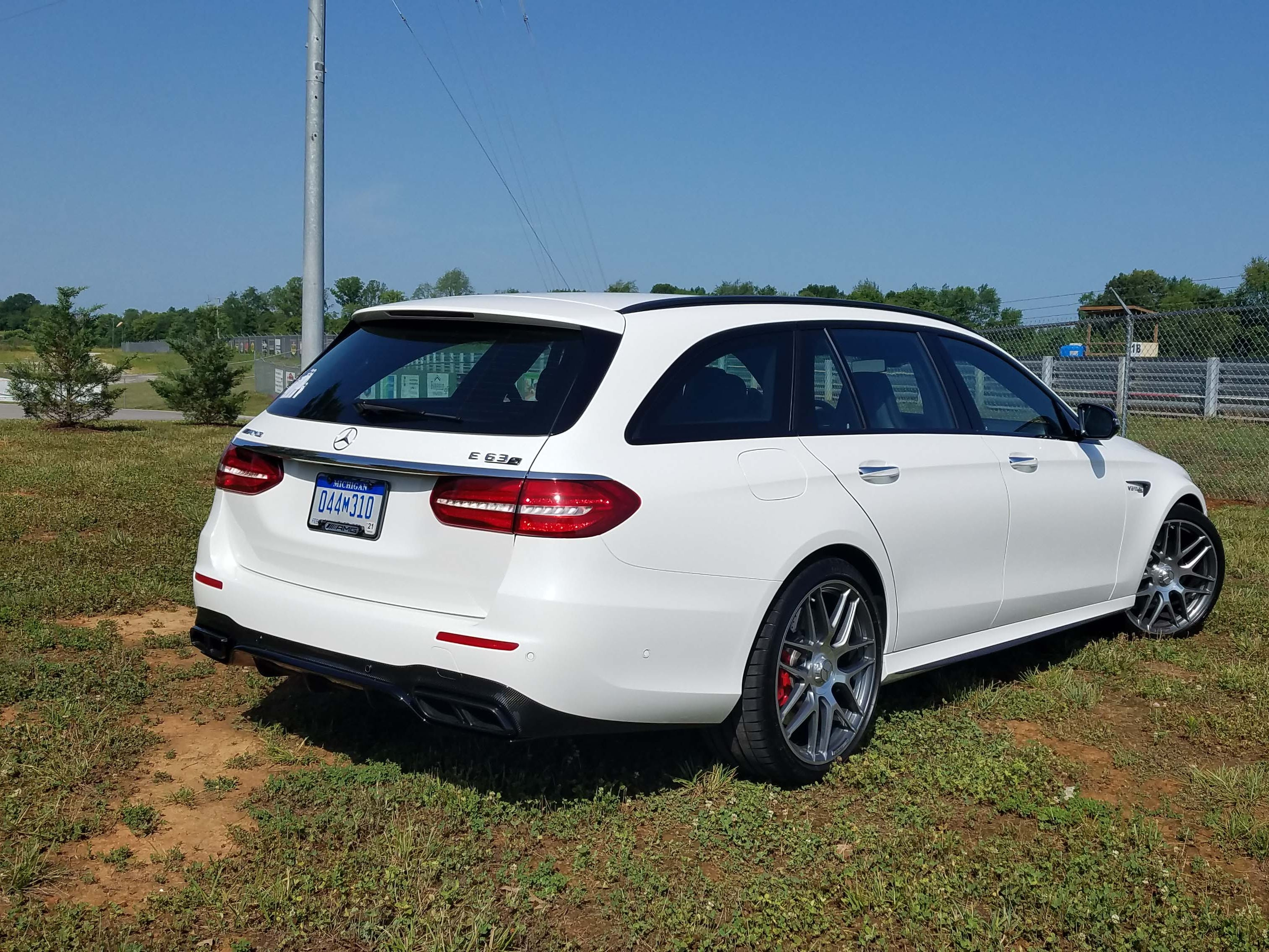 Not your average station wagon. For north of $100K, a Mercedes-AMG E63 S wagon buyer gets a 4,700-pound sled with the acceleration of a super car.