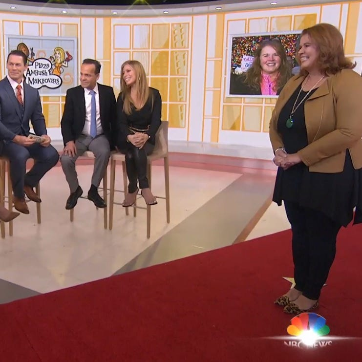 Evansville nurse gets high-profile makeover on NBC's 'Today'