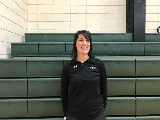 Jenna Johnson coached in the Fond du Lac school district for nine years before starting her new role as the UW Fond du Lac women's basketball head coach in August 2018.
