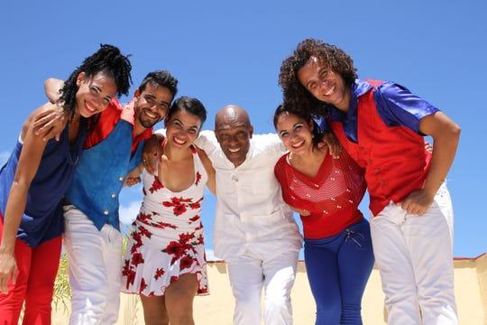 The Havana Cuba All-Stars.