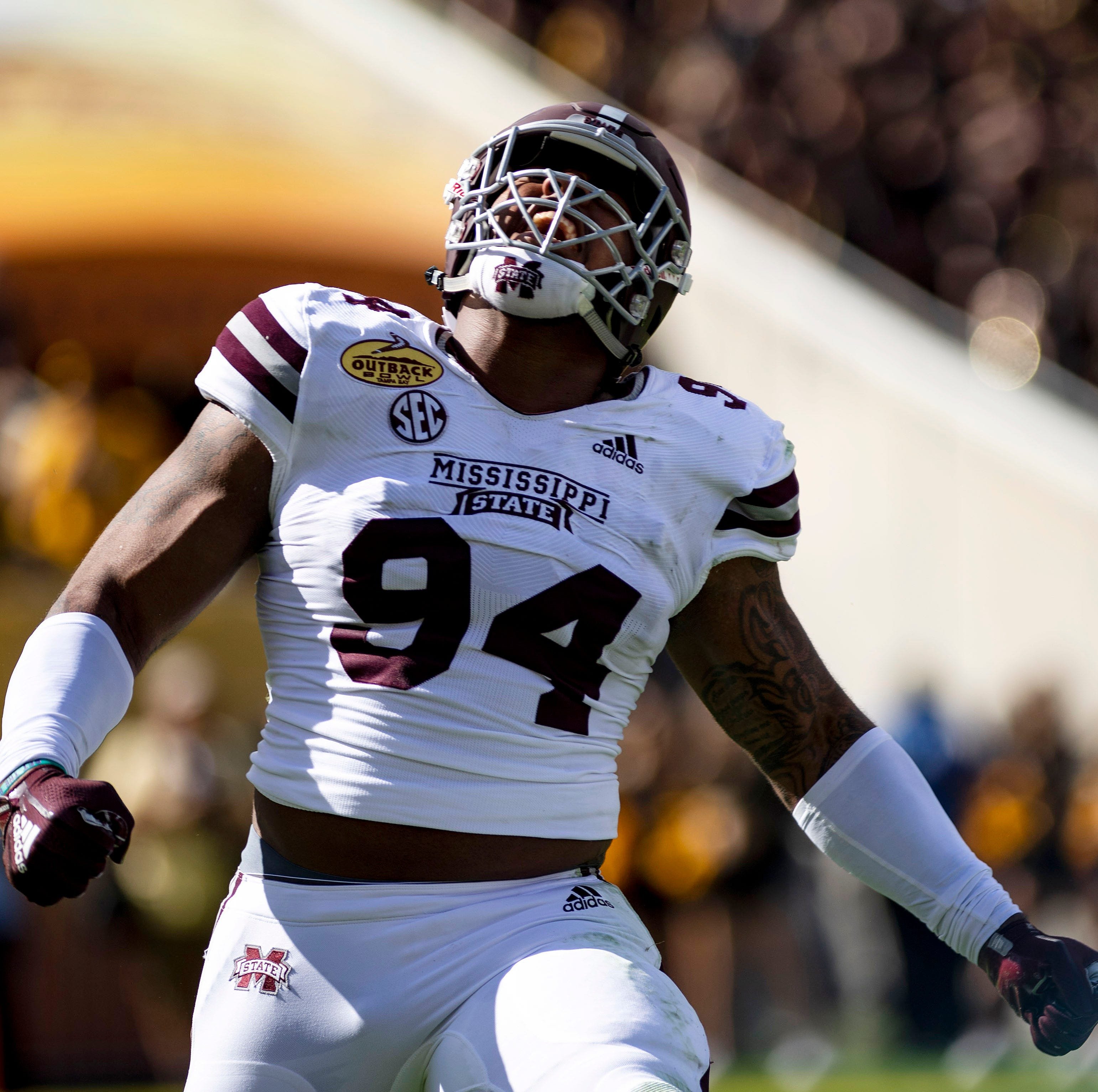 Jeffery Simmons of Mississippi State picked by Tennessee Titans in 2019 NFL Draft