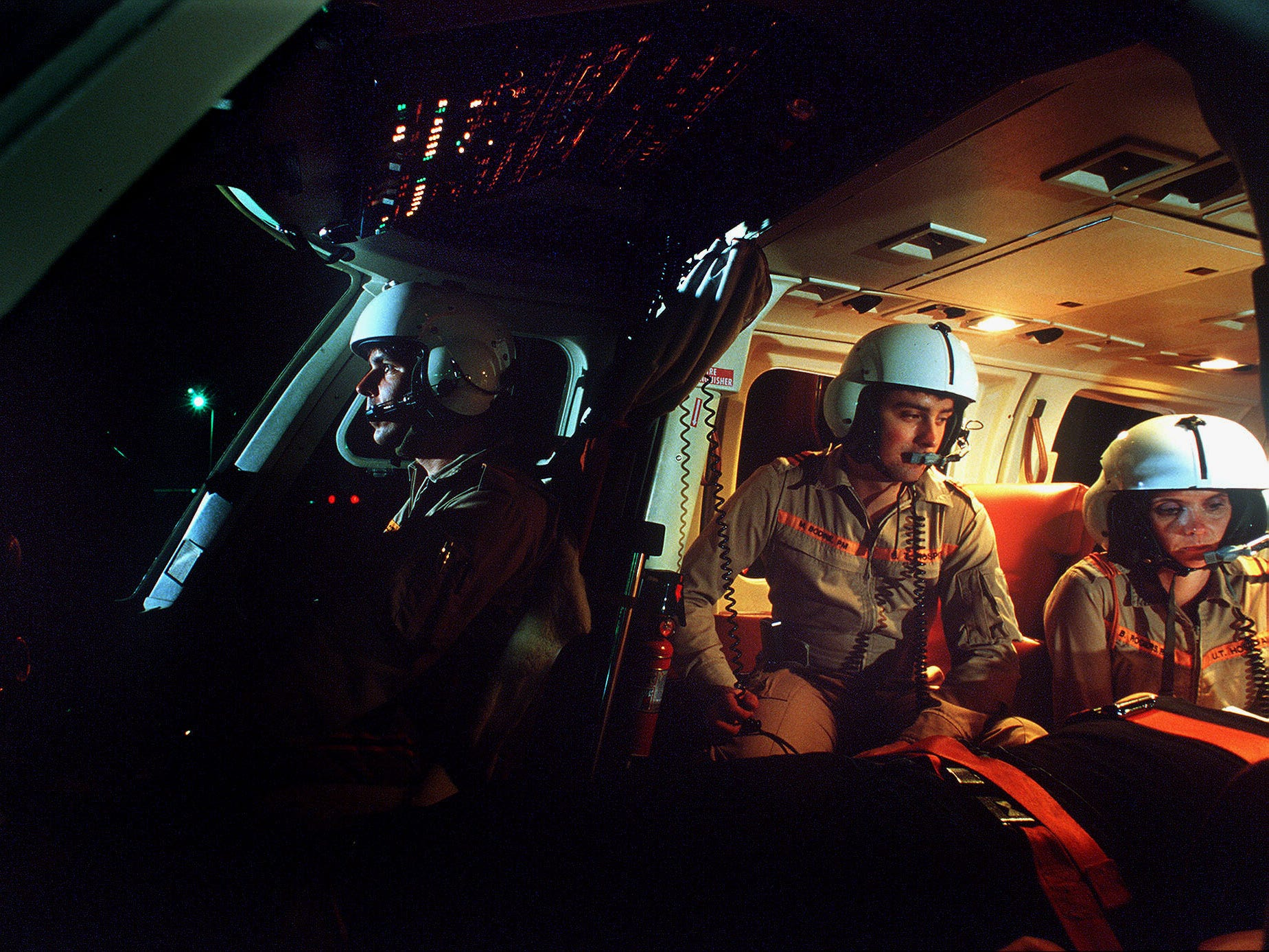 LifeStar crew during a book project for the State and the upcoming Tennessee Homecoming 1986.