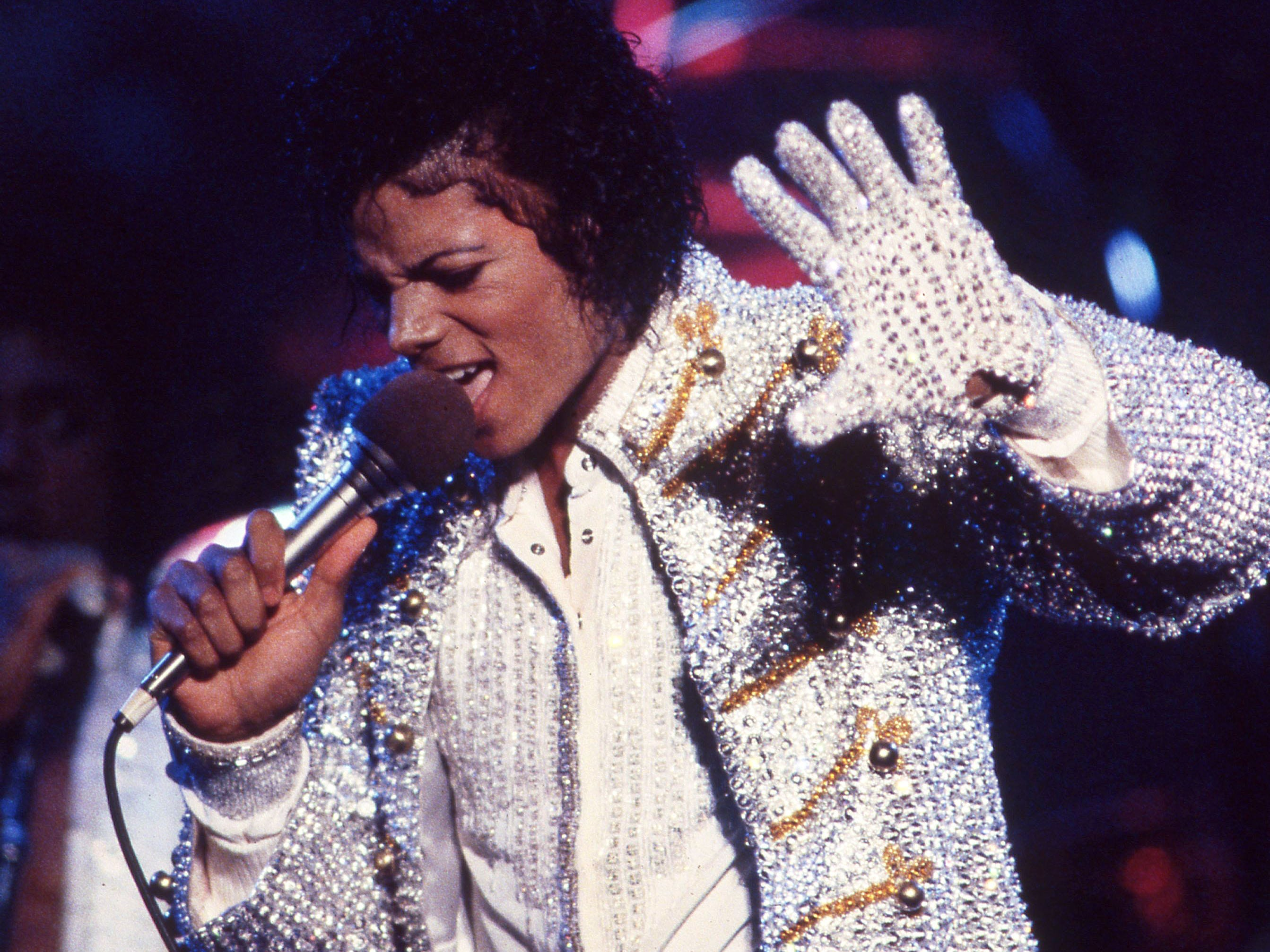 Pop singer Michael Jackson played for about 65,000 fans in Neyland Stadium in Knoxville in August of 1984.
