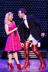 "Musical ""Kinky Boots"" is hitting the stage at Aiken Theatre Monday."