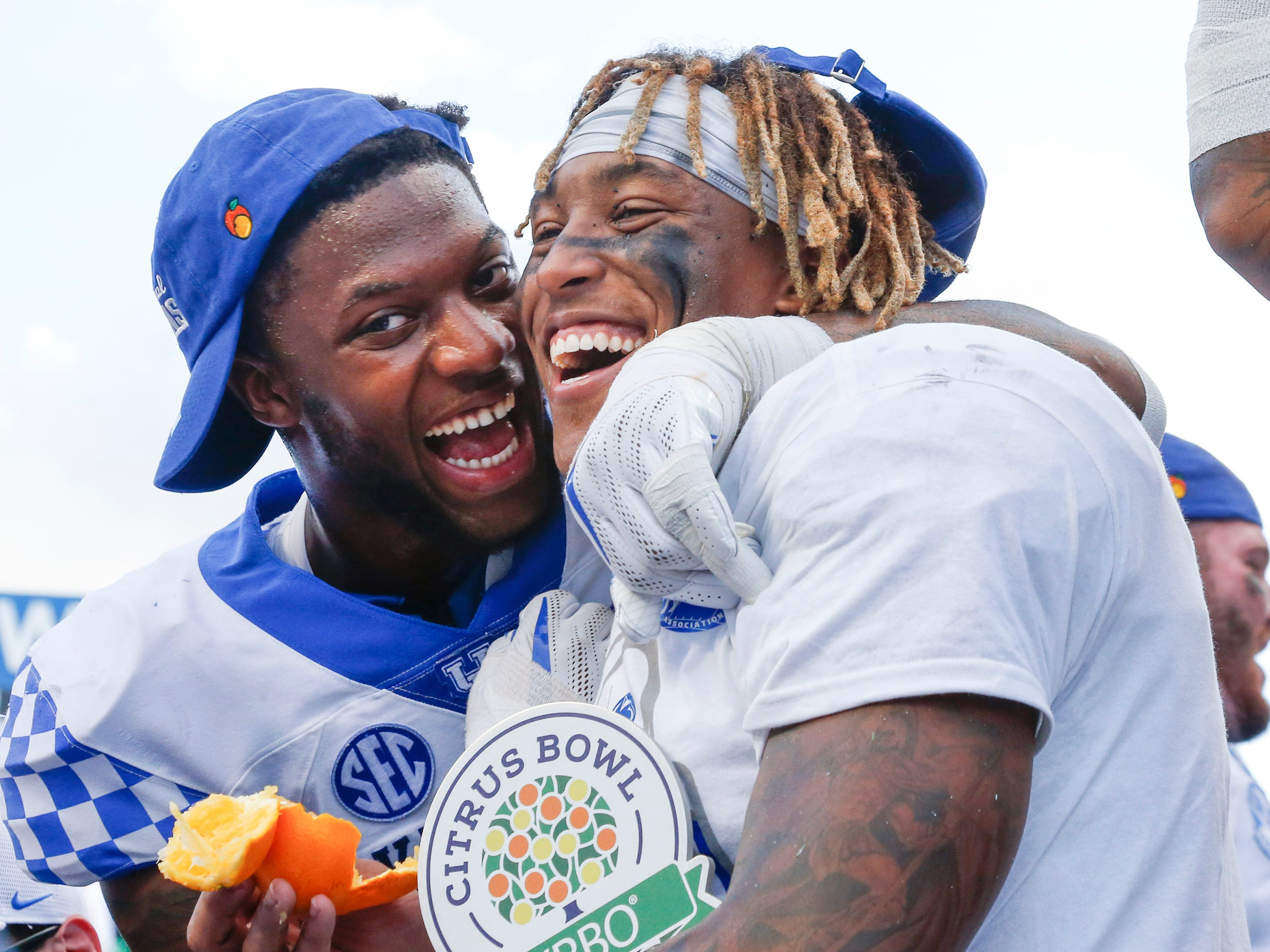 How Kentucky football is replacing Benny Snell and Josh Allen this spring